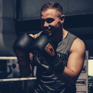 Joel 'The Punching Pussycat' McAndrew